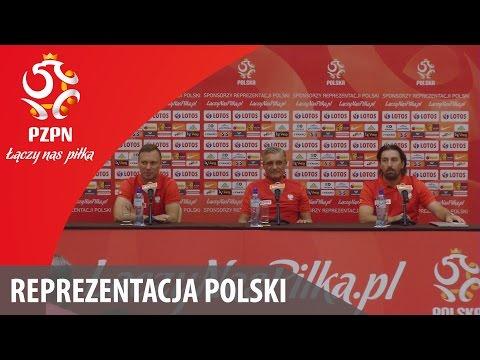 Konferencja reprezentacji Polski (Warszawa, 28.08.2016)