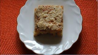 Готовим яблочный пирог с орехово-масляной заливкой по любимому рецепту