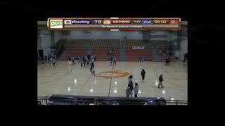 Neosho Men's Basketball vs Sterling