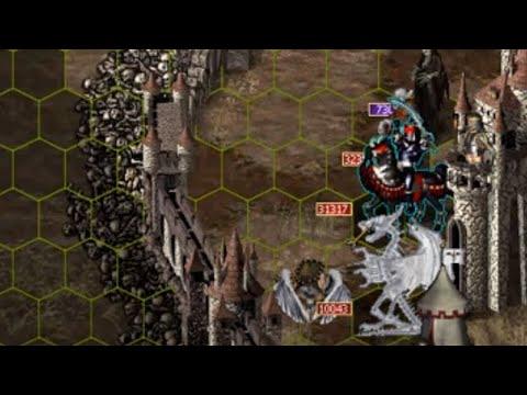Image result for heroes 3 necropolis battle