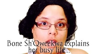 Bone Sh'Qweekwa explains her life... Thumbnail
