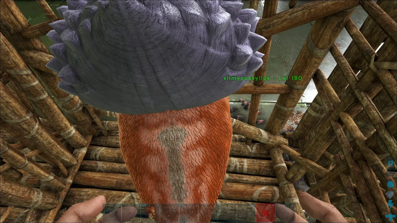 Ark Survival Evolved Snail Achatina Being A Pain With Wooden Cages