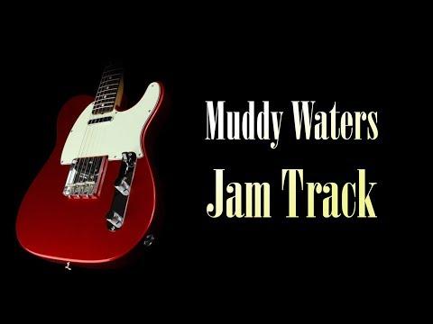 Hoochie Coochie Man in A (Jam Track)