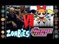 Zombies vs Powerpuff Girls (Cartoon Network) - Ultimate Mugen Fight 2017