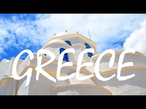 One Day In Greece | The Beautiful Island Of Nisyros
