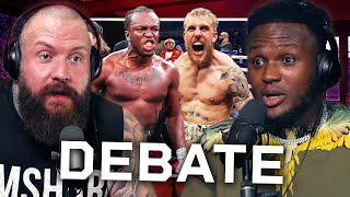 The KSI vs Jake Paul DEBATE