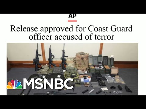 AG Barr Makes Clear Decision On Release Of Coast Guard Officer | Morning Joe | MSNBC