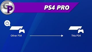How to Transfer PS4 Data to Another PS4