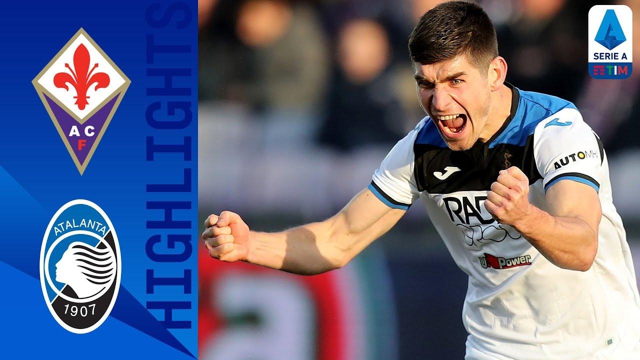Fiorentina 1-2 Atalanta | Atalanta Tighten Grip on Fourth With Comeback Win! | Serie A TIM