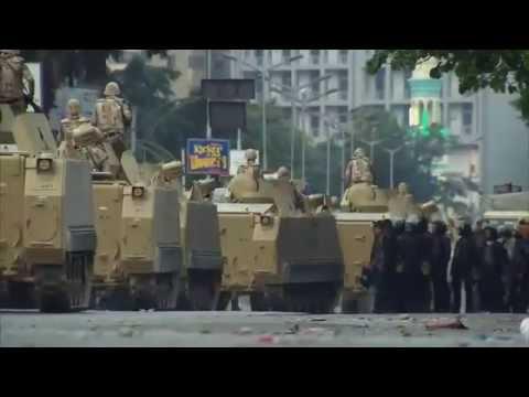 Egypt Military Coup Ousts President Morsi