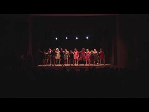 Musicalstage Hoogstraten 2016: Shakespeare Rocks