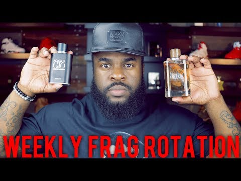 Weekly Fragrance Rotation #36  Top 7 Fragrance Picks 2018