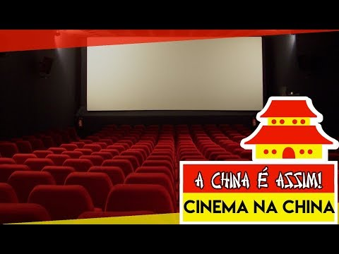 Cinema na China - A China É Assim - China Link Trading