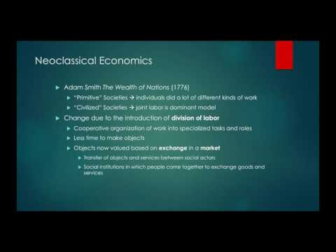 Neoclassical Economics / Capitalism