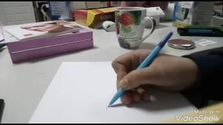 Рисование кошки