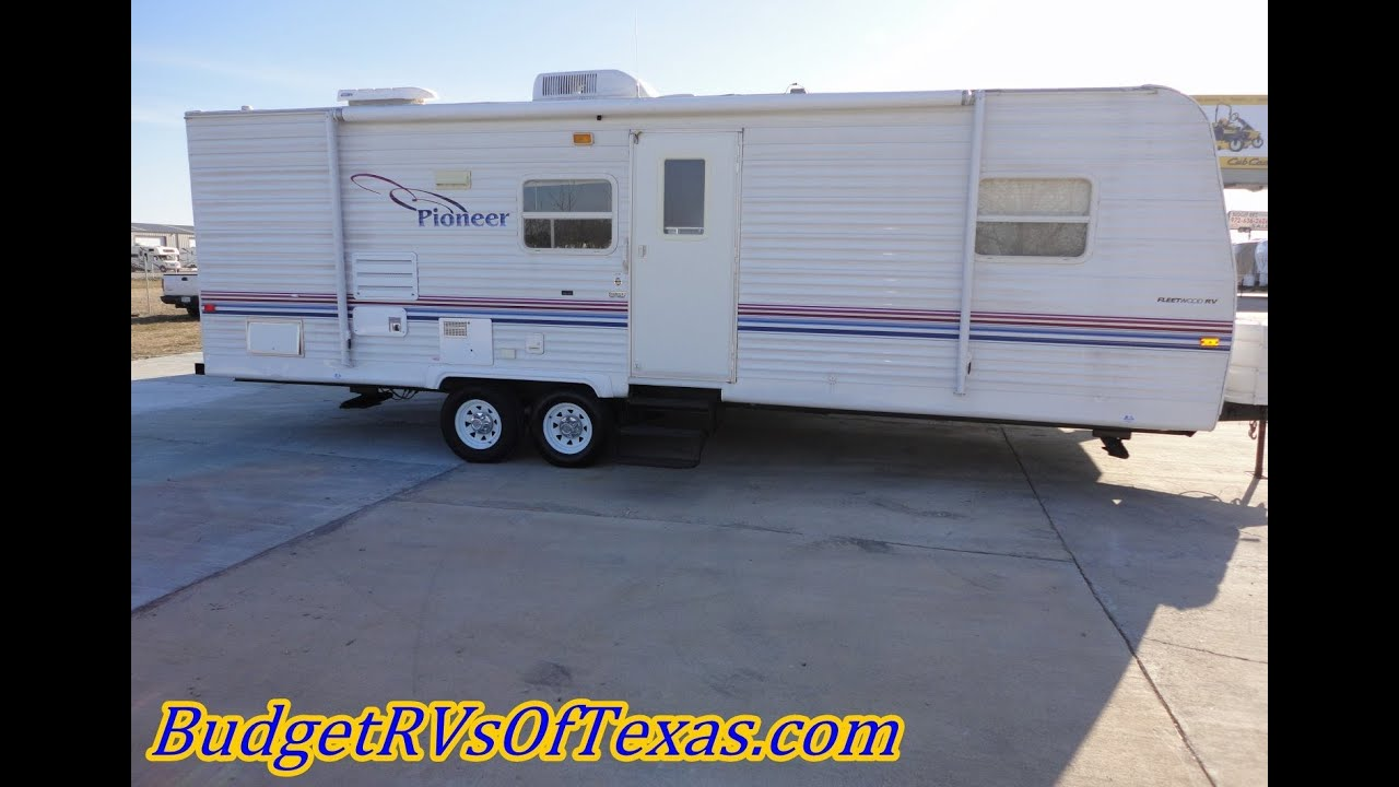 Pioneer Travel Trailer Ft