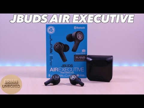 JLaB JBuds Air Executive - Full Review & Microphone Sample