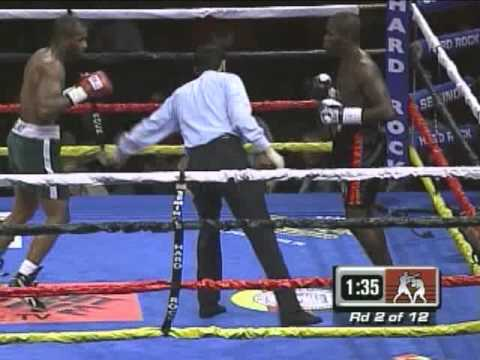 Sechew Powell vs Terrance Cauthen
