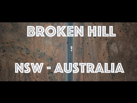 Broken Hill & Lake Menindee, New South Wales