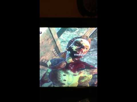Raping a dead splicer corpse