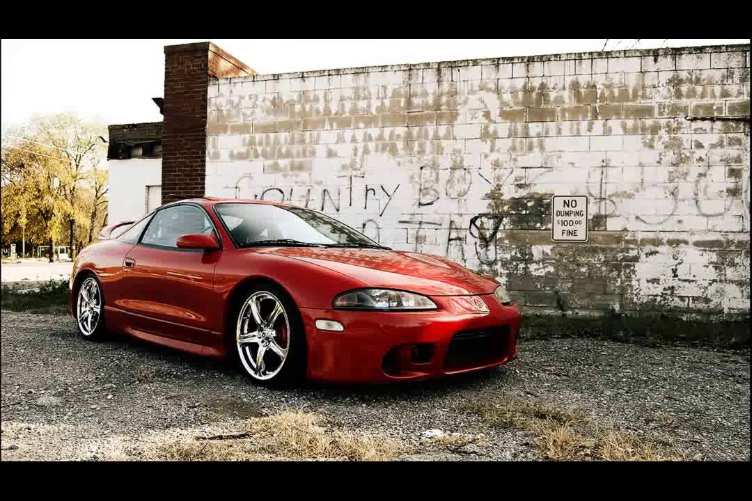 mitsubishi eclipse 2g tuning cars youtube. Black Bedroom Furniture Sets. Home Design Ideas