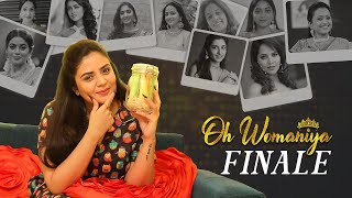 Oh Womaniya | Season 1 Finale | Sreemukhi | All About Woman | Sreemukhi Talk Show