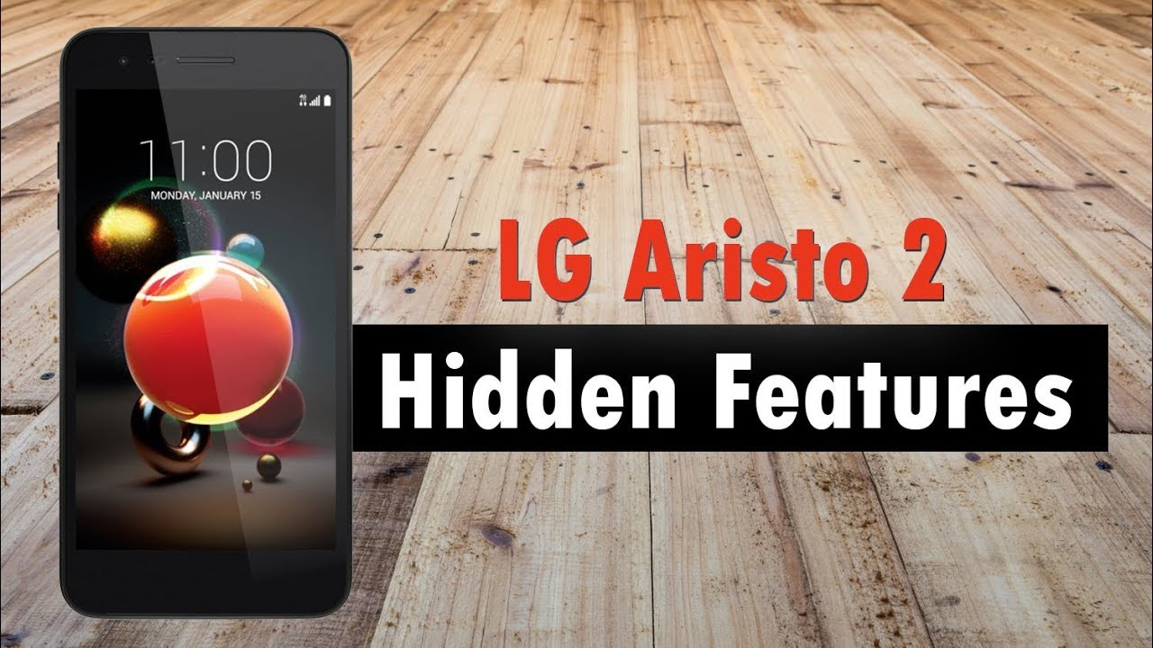 Hidden Features of the LG Aristo 2 You Don't Know About