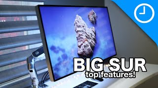 macOS Big Sur 11 - my top features for Mac users!