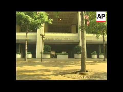 USA: NEW FORENSIC LABORATORY FOR FBI