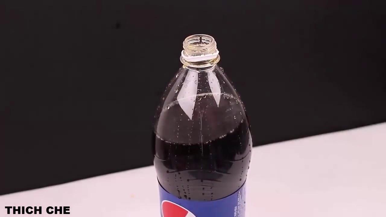2 mẹo vặt độc đáo với chai nhựa không nên bỏ lỡ