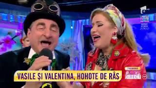 &quotSatra&quot, un moment umoristic semnat de Vasile Muraru si Valentina Fatu
