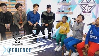 "BoybandPH sings ""Listen"" with TNT Boys"