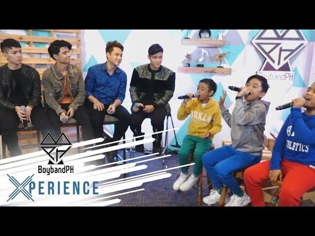 "BoybandPH sings ""Listen"" with TNT Boys"