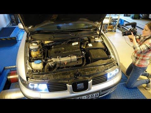 Totalcar Erőmérő: Seat Leon 1.8 T
