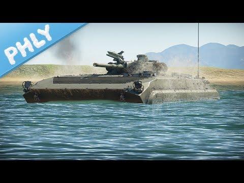 ANTI TANK GRENADES & ATGMS – BMP-1 (War Thunder)