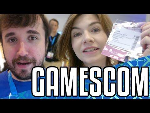 GAMESCOM 2015 - ALEMANHA! - Ep. 520