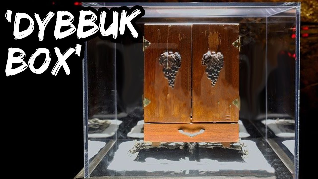 Top 5 Most Haunted Items Currently Locked Away