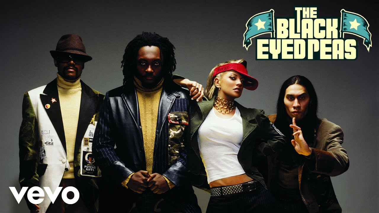 The Black Eyed Peas - Toazted Interview 2003 (part 2)