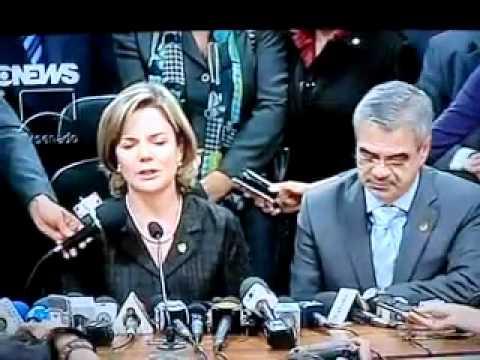 Gleisi assume Casa Cívil Paraná se fortalece no governo Dilma - vídeo