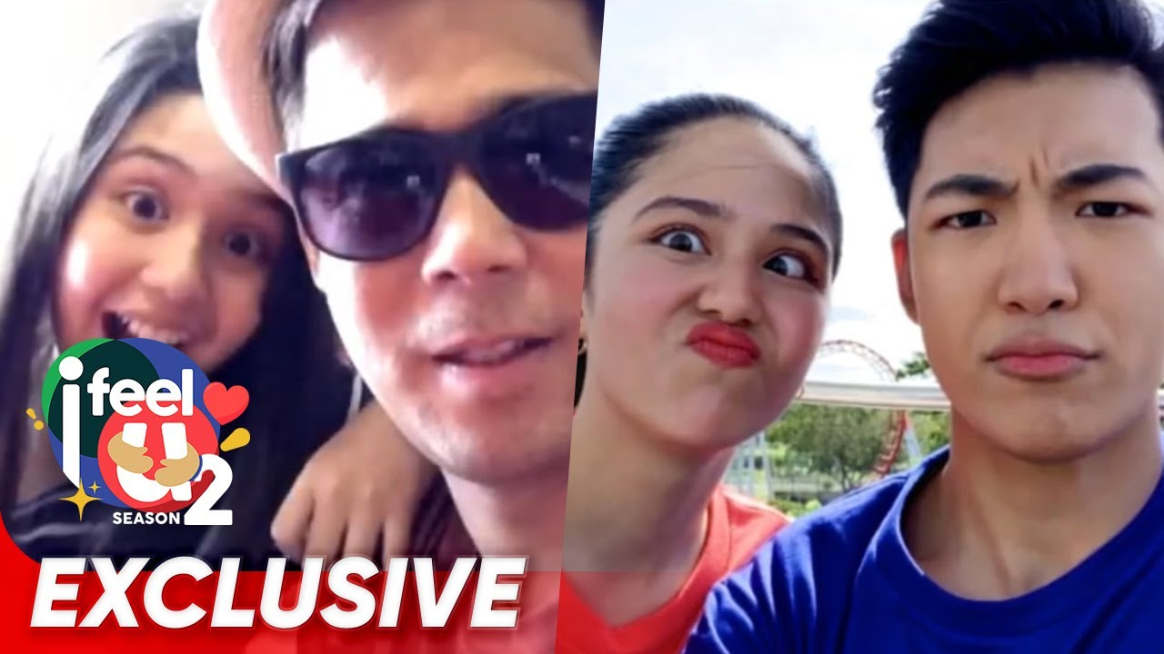 Why Jayda Avanzado considers her dad as a 'life adviser' | Episode 20 | 'I Feel U