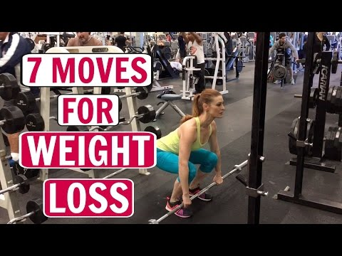 The 7 Best Strength Moves for Weight Loss