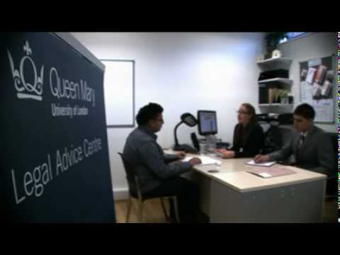 Legal Advice Centre at Queen Mary, University of London