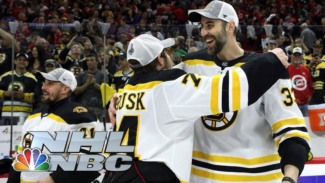 How Boston Bruins reached Stanley Cup Final | NHL | NBC Sports