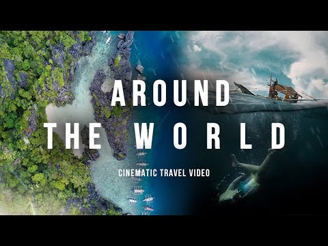 Around The World For 2 Years - Cinematic Travel Video