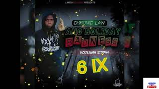 Chronic Law - Ano Holiday Badness (Official Audio)