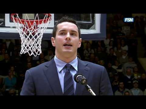 Clippers Weekly: JJ Redick Has Jersey Retired At Duke In 2007