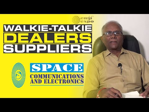 Wireless Communication Equipment: Leading Walkie Talkie Dealer And Suppliers