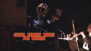 Canal Street Blues - C Davis New Orleans Quartet