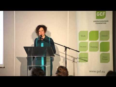 SERIND Brussels: Eva de Groote about Timelab in Ghent (Belgium)