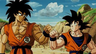 What If GOKU and BROLY were Sent to EARTH? FULL STORY | Dragon Ball